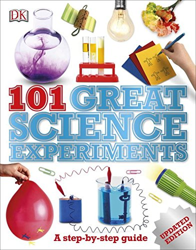 101 Science Book Cover.